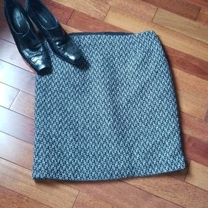 Dalia Collection Wool blend skirt sz 6